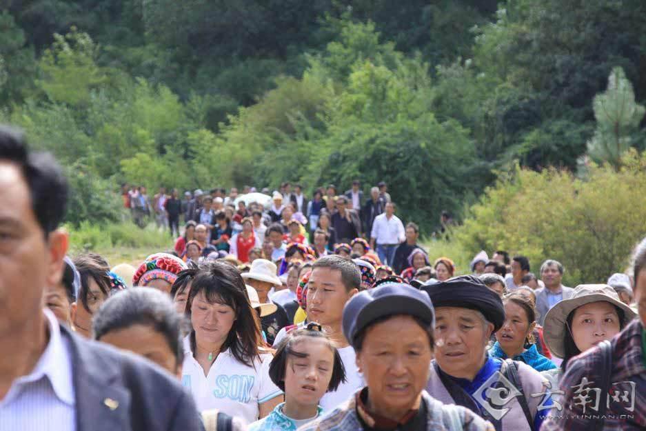 剑川石宝山歌会 传承千年的情人节