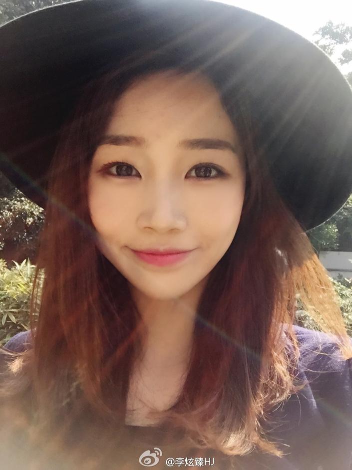 雪糕妹妹李炫臻海量生活照曝光 笑容甜美可爱