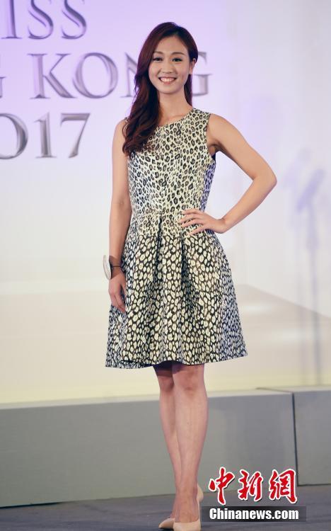 网络线上赌博:2017香港小姐10强诞生