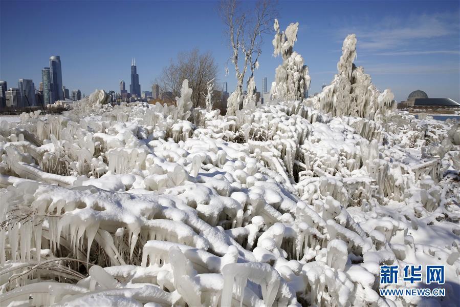 """平安彩票会员登录:""""冰冻""""芝加哥"""